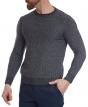 W. WEGENER 6935 kék férfi pulóver