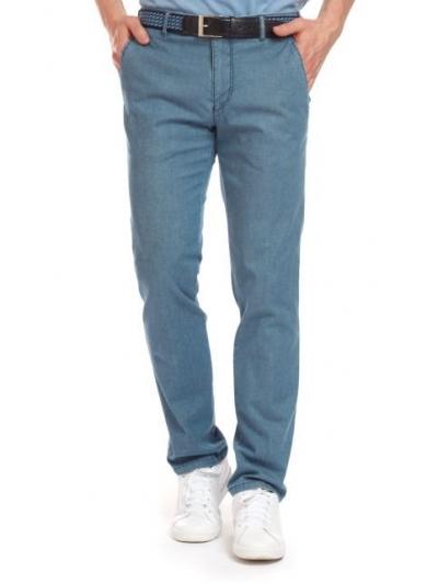Meyer Bonn 5685 kék férfinadrág