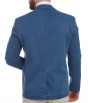 W. Wegener Nelson-1S 5403 Kék férfi zakó