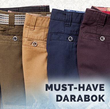 Must - Have Darabok